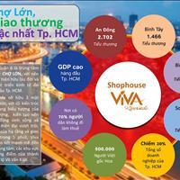 Shophouse Viva Riverside vừa ở vừa kinh doanh với nhiều ưu đãi hấp dẫn chỉ 1,7 tỷ