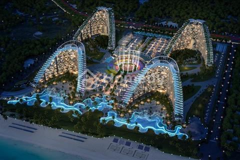 Căn hộ nghỉ dưỡng kết hợp giải trí duy nhất tại Bãi Dài Cam Ranh, The Arena kỳ quan bốn mùa lễ hội