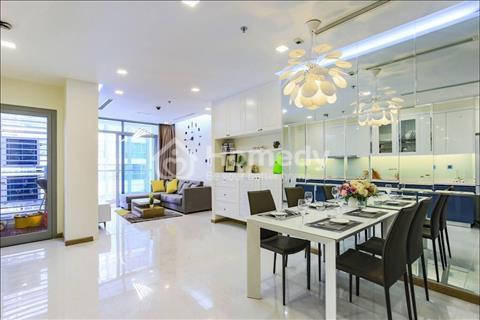 Cho thuê căn hộ 2 phòng ngủ đầy đủ nội thất tại Vinhomes Central Park