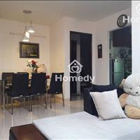 Cho thuê căn hộ chung cư Phúc Lộc Thọ tầng cao, view đẹp 77m2, 2 phòng ngủ, 2 toilet