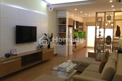Cho thuê chung cư Lucky Building Phạm Văn Đồng 2 phòng ngủ, full đồ, 85 m2, nhà đẹp mới