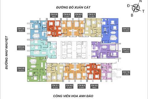 Mở bán giai đoạn 3 các căn mặt tiền sông, dự án Risemount Apartment Da Nang