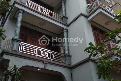 Cho thuê biệt thự Nàng Hương - Nguyễn Trãi, diện tích 180m2, nhà xây 3,5 tầng