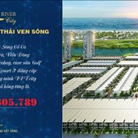 Bán cặp đất biệt thự khu đô thị Sun River City sở hữu 500m mặt tiền sông Cổ Cò