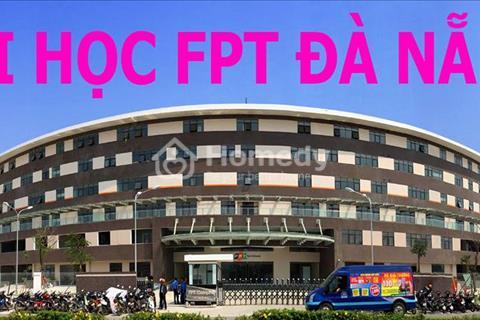 Cần bán nhanh lô đất mặt tiền đường lớn bên FPT City Đà Nẵng