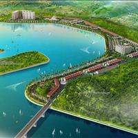 Đất nền biệt thự VIP view sông, lưng tựa sơn, mặt hướng thủy