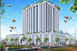 Dự án được cói là công trình chính và được bố trí tại vị trí trung tâm, tạo điểm nhấn cho toàn khu vực, với giao thông thuận lợi. Khu nhà ở xã hội có diện tích quy hoạch 10.847 m2 gồm một tòa chung cư cao 20 tầng với 513 căn hộ và 37 căn shophouse.