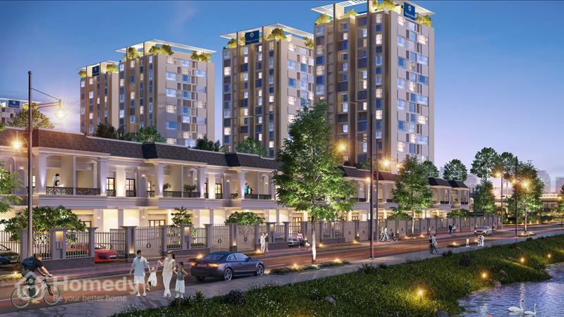 Dự án Khu dân cư Phước Tân Residence Đồng Nai - ảnh giới thiệu