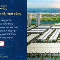 Bán gấp lô đất có sổ, gần sông, thông FPT Đà Nẵng, gần Cocobay, sân golf BRG giá đầu tư