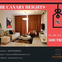 Căn hộ The Canary Heights – Ưu đãi hơn 500 triệu