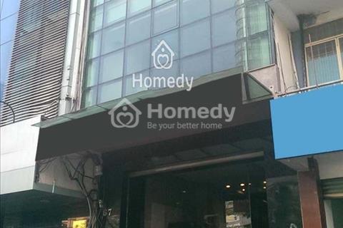 Tòa nhà nằm vị trí đắc địa cho thuê mặt tiền Tôn Thất Đạm, Quận 1, gần chợ Bến Thành, 4.5x30m