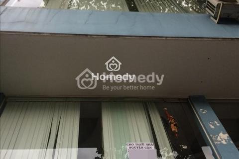 Cho thuê nhà 4 lầu gần chợ, mặt tiền 129 Hoàng Sa, Phường Tân Định, Quận 1