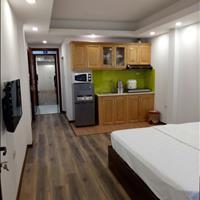 Cho thuê căn hộ dịch vụ đầy đủ nội thất điều hòa, giường tủ phố Yên Hòa, Cầu Giấy giá 6,5 tr/tháng
