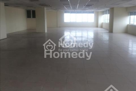 Cho thuê văn phòng quận Cầu Giấy phố Duy Tân 180m2, 250m2, 330m2,1000m2 giá 160 nghìn/m2/tháng