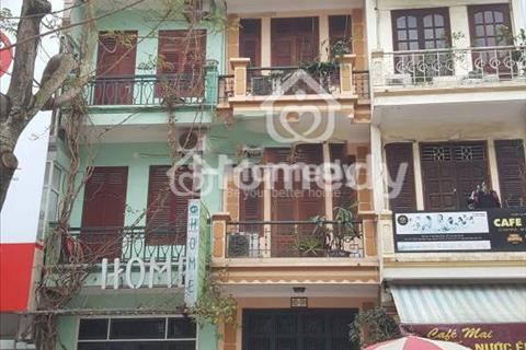 Bán nhà mặt đường Vạn Phúc - Ba Đình - Hà Nội