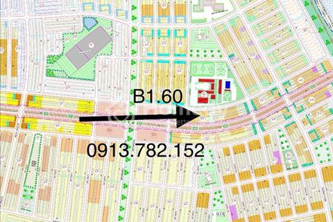 Block B1.60 đối lưng đại lộ Trung Lương - thông 7m - Nam cầu Nguyễn Tri Phương