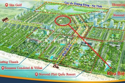 Mở bán 2 căn biệt thự V24, V25 dự án Sonasea Golden Villas