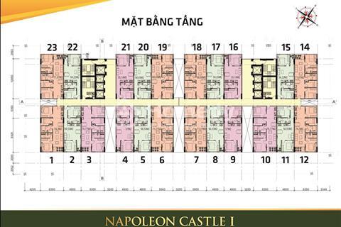 Căn hộ Nha Trang, pháp lý hoàn chỉnh, sở hữu lâu dài, giá chỉ từ 1 tỷ