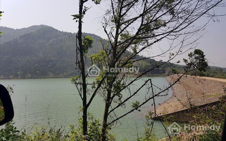 Bán khu đất đập hồ Đồng Đò, Sóc Sơn, Hà Nội làm khu du lịch nghỉ dưỡng, diện tích 8000m2