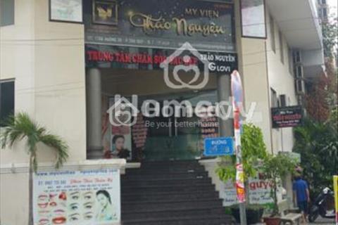 Cho thuê nhà mặt tiền tại khu Him Lam Kênh Tẻ, Quận 7