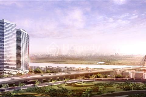 Sở hữu căn 2 phòng ngủ 54m2, hướng đông nam ngay chân cầu Nhật Tân chỉ 1 tỷ đồng