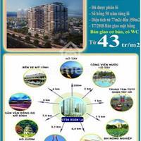 Kiot sàn thương mại chung cư CT36 Xuân La, phường Xuân La, Tây Hồ