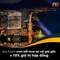 Chỉ từ 750tr sở hữu ngay căn hộ AB Central Square Nha Trang,lãi ròng 250tr/năm,CĐT cam kết mua lại