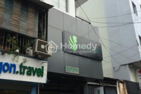 Cho thuê nhà 2 mặt tiền Nguyễn Thị Minh Khai, Quận 3, 6x16m, hầm, 5 lầu, giá 5000 USD/tháng