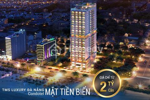 Bán căn hộ khách sạn dự án TMS Luxury Hotel Đà Nẵng