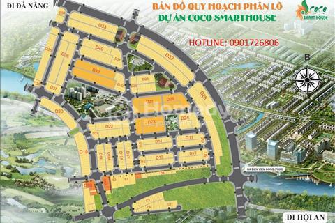 Dự án hot sau lưng Cocobay, nằm trên trục đường 27m, cơ hội duy nhất đầu tư phía Nam Đà Nẵng