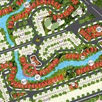 Cần bán lô đất biệt thự ven sông tại trung tâm dự án Sentosa City