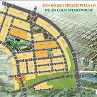 Đất nam Đà Nẵng - Bán đất nền dự án sông cổ cò Coco Smart House (Khu đô thị 7B), giá gốc từ CĐT