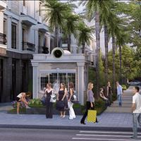 Chủ đầu tư còn 1 căn Shophouse mặt tiền đường lớn 25m, hướng tây nam, đối diện trung tâm thương mại