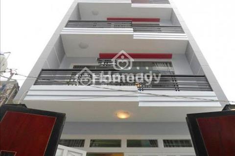 Mặt phố Nguyễn Thái Học, 60m2 x 5 tầng, mặt tiền 5m, vỉa hè rộng, kinh doanh 50 triệu/tháng, 17 tỷ