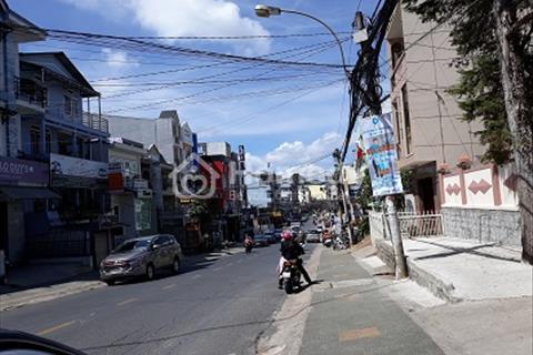 Cần bán gấp khách sạn mặt tiền đường Hai Bà Trưng - phường 6 - Đà Lạt