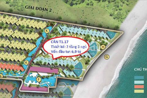 Chính chủ chuyển nhượng biệt thự Vinpearl Phú Quốc view biển, giá đầu tư 7,2 tỷ, đã có sổ đỏ