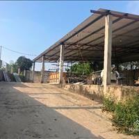 Cần bán nhà cấp 4 và xưởng sản xuất cửa nhôm