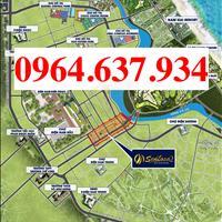 Đất nền đẹp nhất dự án Sentosa Riverside 2 ven sông Cổ Cò - KĐT Bách Thành Vinh, SHR,chiết khấu cao