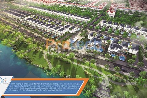 """Nhận đặt chỗ khu đô thị ven sông Cổ Cò River View phía Nam Đà Nẵng """"Khu đô thị mớI"""""""
