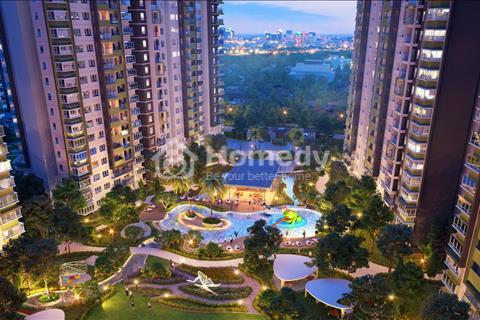 Bán căn hộ cao cấp tầng trệt, 2 phòng ngủ, view đẹp sát bên Aeon Tân Phú