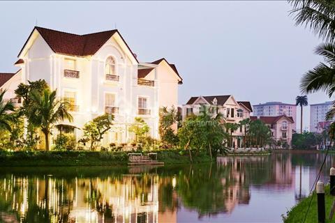 Bán biệt thự Vinhome Riverside khu VIP Bằng Lăng diện tích 645m2 hướng đông nam, nội thất cao cấp