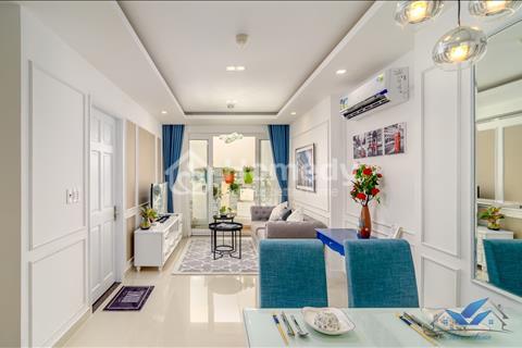 Cho thuê mới 100% căn Officetel Sky Center, diện tích đa dạng