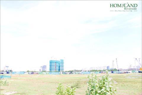 Mở bán đợt cuối Homyland 3, thanh toán 40% nhận nhà, chiết khấu 5%, 4 chỉ vàng
