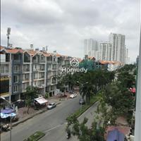 Bán nhà góc 2 mặt tiền Nguyễn Thị Thập, quận 7, giá rẻ 133 triệu/m2