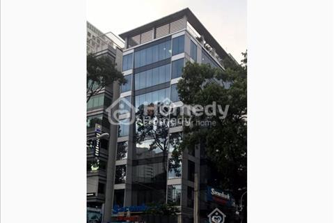 Cho thuê văn phòng sàn tầng trệt, mặt tiền số 4 Nguyễn Thiện Thuật