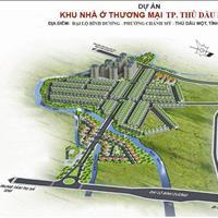 Bán gấp vài lô đất ở Thủ Dầu Một, nằm ngay mặt tiền quốc lộ 13