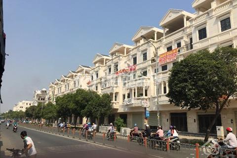 Tòa nhà văn phòng cho thuê tại mặt tiền Phan Văn Trị, khu dân cư Cityland Park Hills