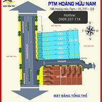 Đất mặt tiền kinh doanh Hoàng Hữu Nam ngay bến xe Miền Đông mới,giá CĐT,sổ riêng,giá chỉ từ 35tr/m2