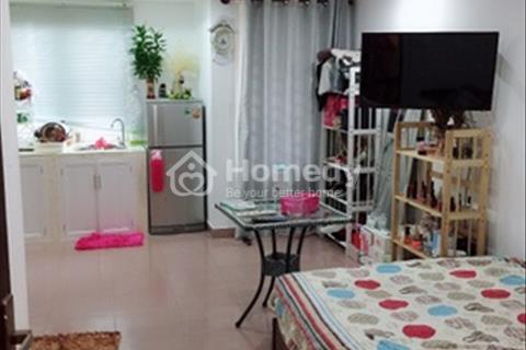 Cho thuê căn hộ cao cấp Trần Hưng Đạo Quận 1, 35m2, full nội thất, 7,7 triệu/tháng