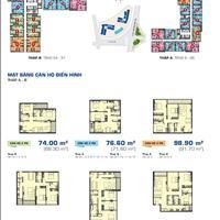 Bán gấp căn hộ Sunrise Cityview - 2.66 tỷ/76m2 - hướng Nam - tầng cao